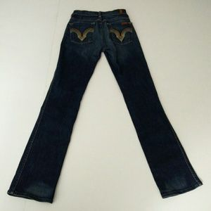 Anthropologie 7 FAM Jeans Size 24